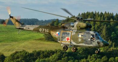Letecká pátrací a záchranná služba aneb SAR po česku