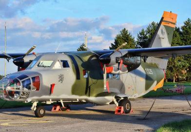 """L-410FG Turbolet """"1525"""" a jeho speciální vybavení"""