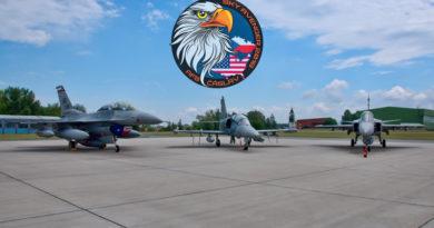 SKY AVENGER 2018 – završení 25 let úspěšné spolupráce mezi ČR a USA