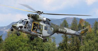 Tradiční akce Cihelna 2018 tentokrát s omezenou účastí Vzdušných sil AČR
