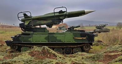 Strakoničtí protiletadlovci absolvovali nácvik aktivace Národního posilového systému
