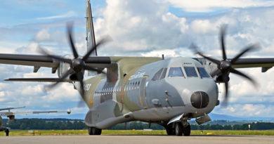 Kbelská základna oslavila desáté výročí zavedení letounu CASA C-295M do výzbroje AČR