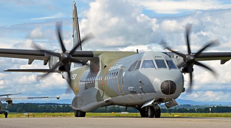 Transportní letouny CASA C-295M čeká modernizace navigačního vybavení