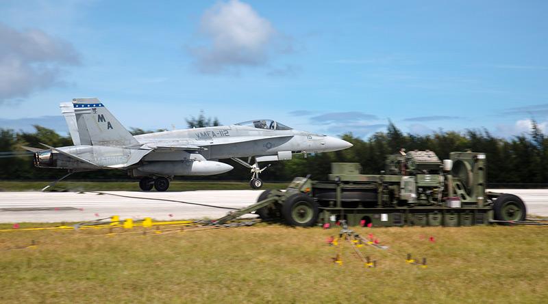 Základna v Náměšti dostane nové mobilní záchytné zařízení letounů PORTARREST
