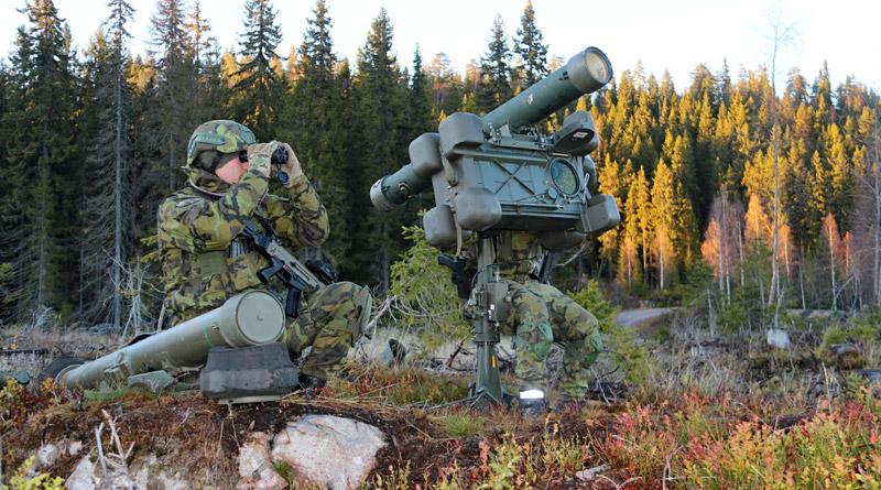 Armáda České republiky získá nové protiletadlové raketové komplety RBS-70NG