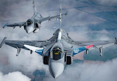 Možnosti další modernizace a provozu strojů JAS-39C/D Gripen Vzdušných sil AČR