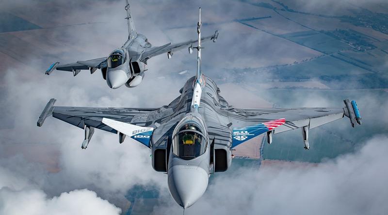 Armáda pokračuje v nákupu protizemní munice pro letouny JAS-39 Gripen