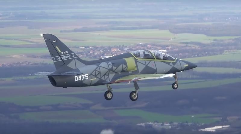 Státní podnik LOM Praha koupí čtyři nové cvičné letouny L-39NG