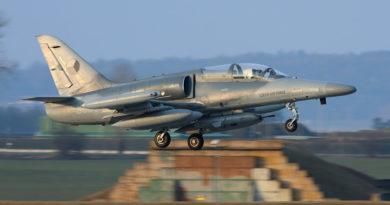 Dvojice čáslavských strojů L-159A participovala na aliančním cvičení Dynamic Front 19