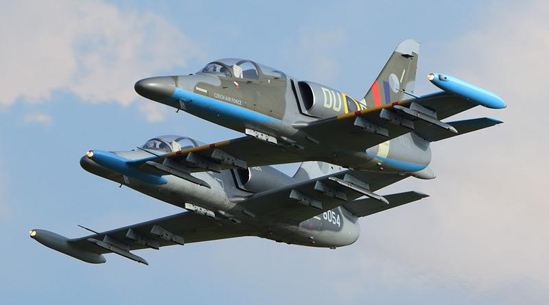 Display piloti JAS-39 Gripen a L-159 Alca byli certifikováni pro sezónu 2019