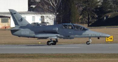 Armáda zanedlouho převezme trojici nových strojů L-159T2 s upravenými sedačkami