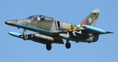 České stroje L-159 se zúčastní cvičení Adriatic Strike 2019 ve Slovinsku