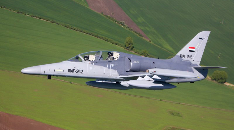 Iráčtí piloti L-159 byli na simulačním výcviku v České republice