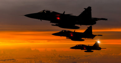 Plánovaná cvičení s účastí Vzdušných sil AČR v roce 2021