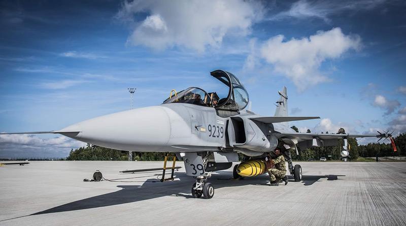 Do Estonska odlétla druhá rotace příslušníků 3. úkolového uskupení Baltic Air Policing 2019