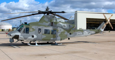 Vyrobena první kabinová sekce vrtulníku UH-1Y určeného pro AČR