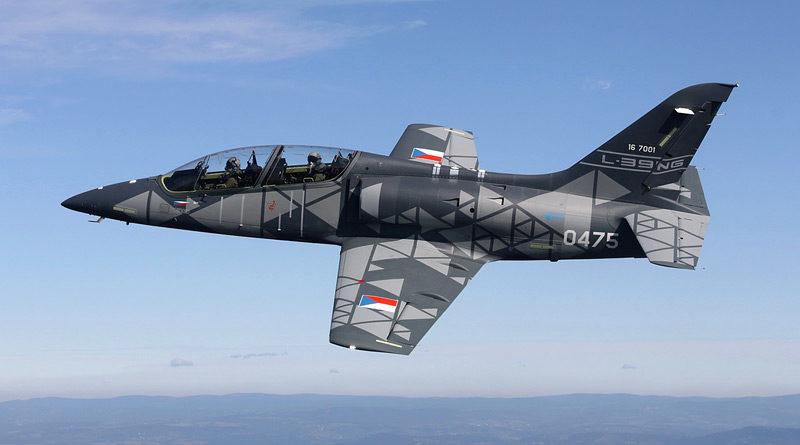 Letoun L-39NG úspěšně prošel zkouškou pevnosti trupu