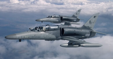 Display piloti L-159 začínají cvičit na letošní sezónu