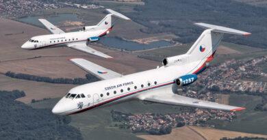 Poslední mohykáni končí, armáda se rozloučila s letouny Jak-40