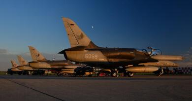 Nad Boleticemi hřmí letouny a vrtulníky, cvičení Ample Strike je v plném proudu
