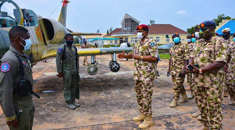 Aero Vodochody obnovilo provoz dalších nigerijských Albatrosů