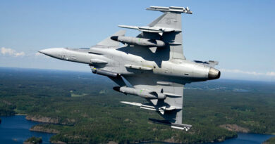 Saab definuje budoucí požadavky na provoz JAS-39C/D do roku 2035