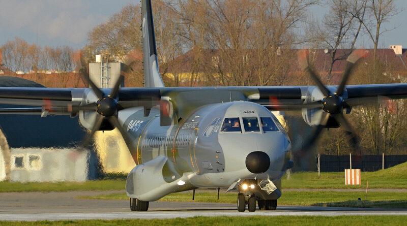 První z dvojice nově objednaných C-295MW pro AČR zalétán