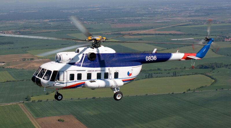 Kbelské salóny Mi-8S ukončí provoz v letech 2023-25