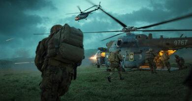 Speciální síly AČR na cvičení Night Hawk 2021 v Dánsku