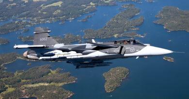 Nové Gripeny E získá jako první křídlo F7 Skaraborgs ze Såtenäs